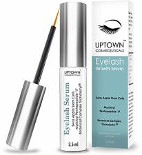 UPTOWN Cosmeceuticals Eyelash Growth Serum For Long Eyelashes Enhancers     sw