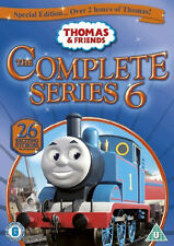 THOMAS AND FRIENDS THE COMPLETE SERIES 6 DVD NEW REGION 2