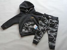 AMAZING Quality Baby Boy Tracksuit Hoddi Set Top& Bottom Pants Age 9-12 Mths 80
