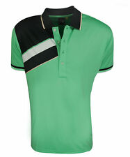 SLIGO Golf Mens- EXTRA SMALL New MARSHALL Voltage Polo SHIRT