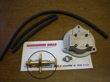 Slurry Vacuum Tanker Oil Pump Kit MEC M Battioni Pagani BP Pumps Slurry Tankers