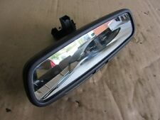 JAGUAR S-TYPE 2.7 2004- DIESEL REAR VIEW INTERIOR MIRROR AUTO DIM