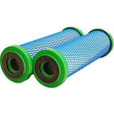 Carbonit NFP Premium LIGA DE CAMPEONES 5 Cartucho filtro 2 Pack, agua