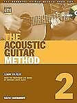 The Acoustic Guitar Method, Book Two Book/CD (String Letter Publishing) (Acousti