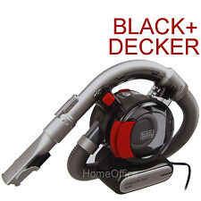 Black & Decker DustBuster Auto Flexi Car Vacuum Cleaner 12 Volts Brand New Vac