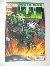 World War HULK - Heft Nr. 1 (von 5) Panini Comics / Top Zustand