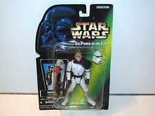 "STAR WARS POTF2 BOOTLEG 5"" LUKE SKYWALKER STORMTROOPER MOSC 1990s CHINA RARE"