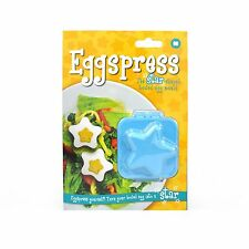 EGGSPRESS - Star Shaped Egg Mould - Kitchen Aid Gift Idea - Breakfast Cook Fun