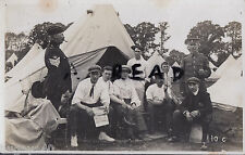 Soldier Group East Lancashire Regiment at annual camp