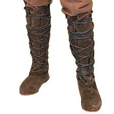 Locksley Boots ,Shoes, LARP, Leather, Pirate, Reenactment, Renaissance, Theater