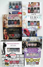 LOT OPI MINI SETS~CHOOSE ANY 2~ Bond Girls Euro Skyfall Oz Mariah Minnie etc NIB
