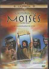 DVD - La Historia De Moises ( The Bible : Moses ) NEW FAST SHIPPING !