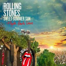 The Rolling Stones - Sweet Summer Sun - Hyde Park Live (2013) 2 CDs + DVD - NEU!