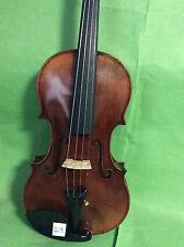 Maste 4/4 Violin flamed maple Guarneri model excellent handcraft Q15