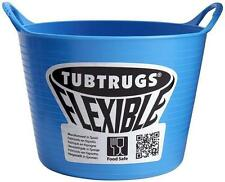 Tubtrugs Professional Flexible Micro Tub 0.37 Litre H X Dia: 7 X 9.5cm Blue