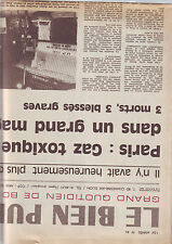 journal le bien public - 25 fevrier 1976