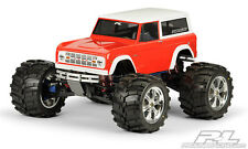1:10 Lexan Body 3313-60 Proline 73er Ford Bronco  Karosserie for Monster Truck