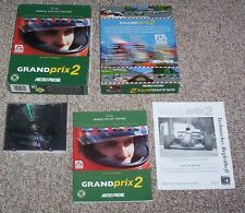 PC DOS: Grand Prix 2 - Microprose 1996