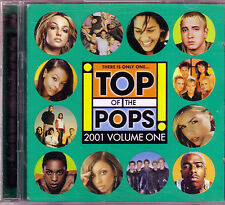 top of the pops 2001 volume one ( 2 cds )
