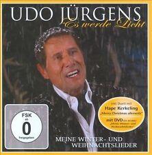 Es Werde Licht: Meine Winter [Bonus DVD] by Udo Jrgens (CD, Nov-2010, 2...