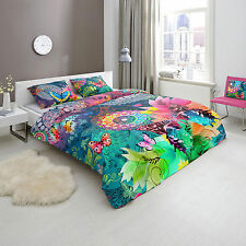 Parada by Hip - Queen Bed Quilt Cover Set - 100% Cotton Sateen - New