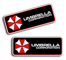 Umbrella Corporation LOGO Resident Evil Vinyl Decal Sticker Laptop Cell Phone