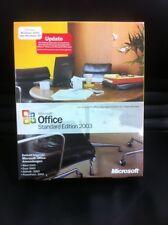 Microsoft Office Standard Edition 2003 Deutsch mit MwSt Rechnung