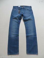 LEE Jeans Hose Modell ZED, W 33 /L 32, NEU ! Slim Fit Faded Denim, Rockabilly !!