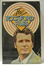 Book. The Rockford Files by Mike Jahn. Paperback pub. 1975. ISBN 0 352 39819 1.