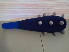 Plush Caveman Blue Spiked Club Mace Weapon Costume Cosplay Dress Up Halloween