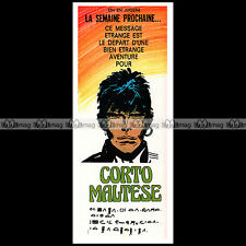 CORTO MALTESE (HUGO PRATT) 1974 - Pub / Publicité / Ad Advert Advertising #C275