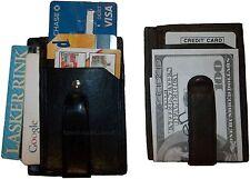 New Leather Money clip Bills holder money clip money carrier billa carrier bnwt
