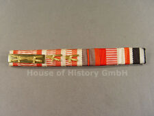 7er Feldspange Österreich: Tapferkeitsmedaille, Verdienstkreuz, Verwund-Medaille