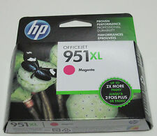 Genuine HP 951 XL high yield magenta ink for Officejet Pro 8600 Plus Premium
