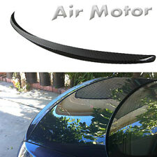 Real Carbon BMW 3-Series E92 2D Coupe M3 Type Trunk Rear Boot Spoiler 328i 335i