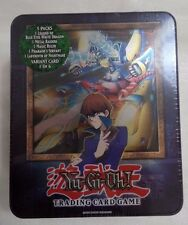 YU-GI-OH 2003 XYZ Dragon Cannon Collector Tin New in GEM Mint condition Rare!