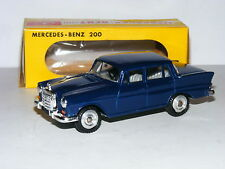 Metosul #9 Mercedes-Benz 200 Fintail Blue Boxed
