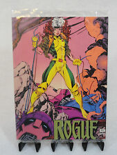 Marvel's Rogue X-Men RARE 1995 Unused Postcard