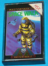 Space Walk - MSX - PAL