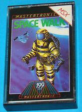 Space Walk - MSX - PAL