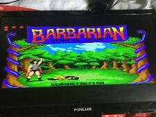 Megadrive Genesis Barbarian Free Region Cart Only Game Cart last 1 left
