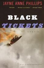Black Tickets: Stories-ExLibrary