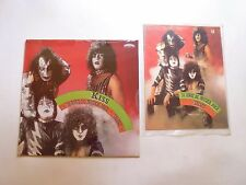 "KISS Rock and Roll Over 1984 PS Variation Factory Still Sealed 12"" Vinyl LP RARE"