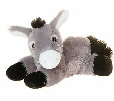 NEW AURORA 20cm FLOPSIES PLUSH DONKEY CUDDLY SOFT TOY HORSE TEDDY