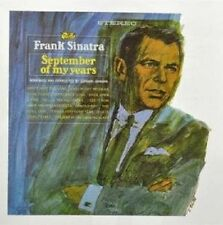 FRANK SINATRA - SEPTEMBER OF MY YEARS (EXPANDED EDITION)  CD 15 TRACKS POP  NEU