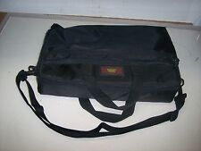 MUSIC EXPRESS  ZIPPERED STORAGE CASE FOR CASSETTE TAPES  HOLDS 30 TAPES  #13