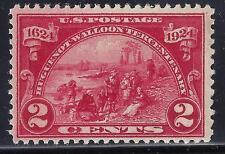 U.S. 615, 620 FVF MNH