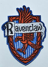 Harry Potter House Ravenclaw embroidered Iron on Patch Crest Badge