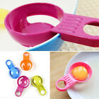 Easy Egg Yolk White Separator Sieve Holder Divider Kitchen Utensil Cooking Tool