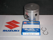 SUZUKI GP125 PISTON + RINGS STD 56mm NOS & NEW RiK